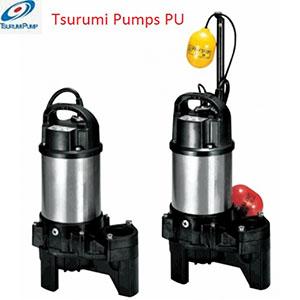 Bơm chìm nước thải Tsurumi cánh xoáy 40PU2.15