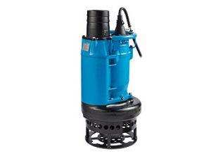 Cấu tạo và nguyên lý hoạt động của máy bơm chìm nước thải Tsurumi